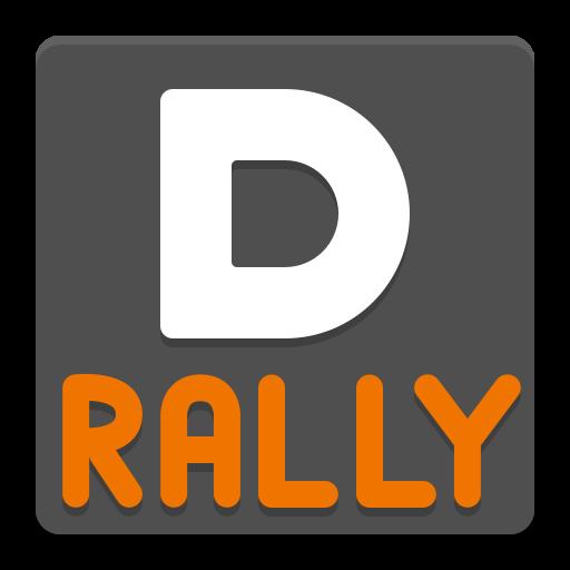 Dirt Rally Icon Papirus Apps Iconset Papirus Development Team