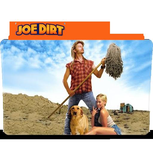 Joe Dirt Folder Icon