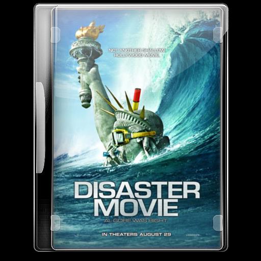 Disaster Movie Icon English Movie Iconset Danzakuduro