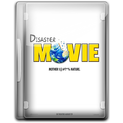 Disaster Movie Icon English Movies Iconset Danzakuduro