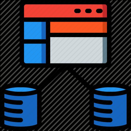 Backup, Data, Database, Disaster, Recovery Icon