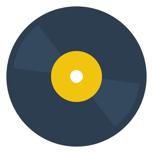 Disc, Vinyl Icon Free Of Small Flat Icons