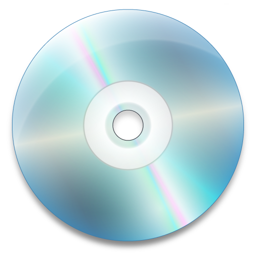Disco Cd Music Icon Png
