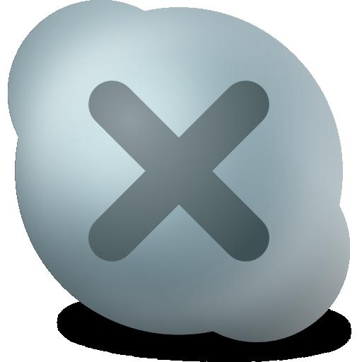 Actions Skype Contact Offline Icon Fs Ubuntu Iconset