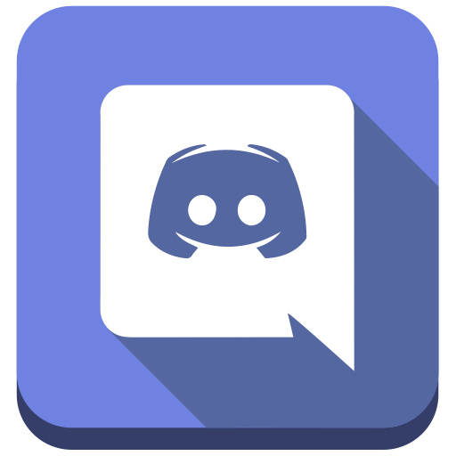 Chat, App, Social, Gamer, Gamers, Discord, Game Icon