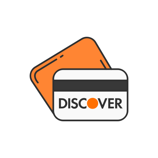 Atm Card, Credit Card, Debit Card, Discover Icon