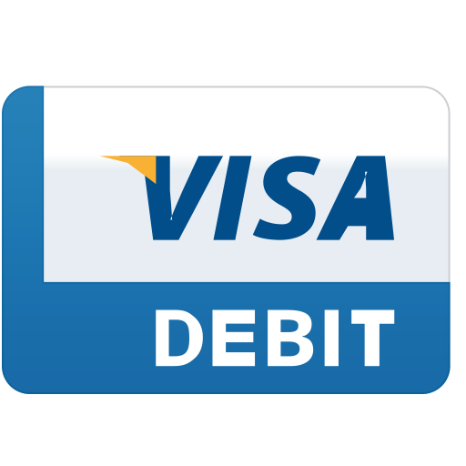 Visa Debit Card Icon