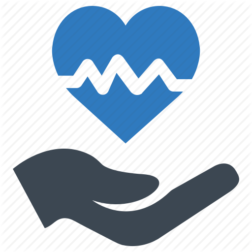 Healthcare, Heart Care, Heart Disease Icon