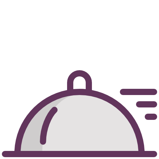Dish, Food, Cooking, Lunch Icon Free Of Kitchen Bold Line Color Mix