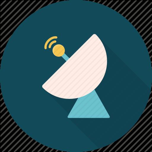Communication, Dish, Network, Satellite, Satellite Dish Icon