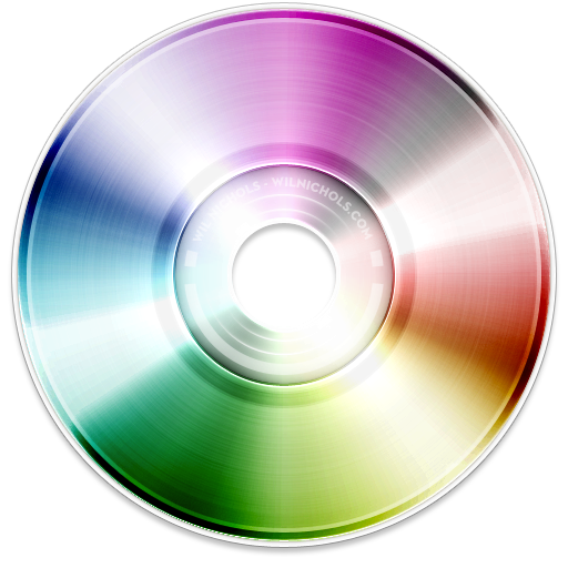 Blank Disk Icon
