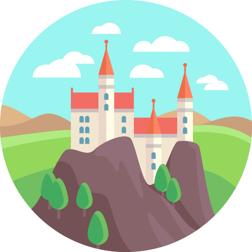 Disney Castle Icons, Download Free Png And Vector Icons