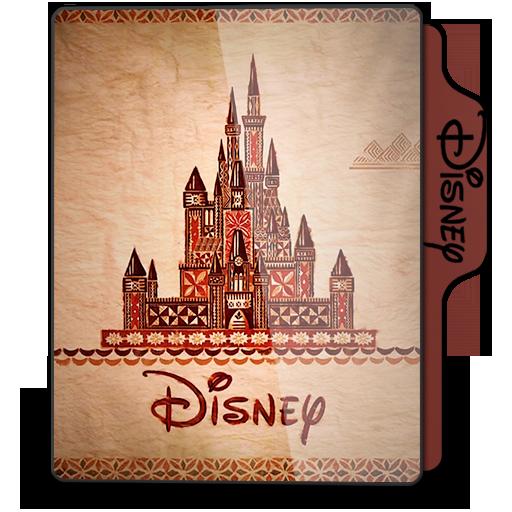 Disney Folder Icon