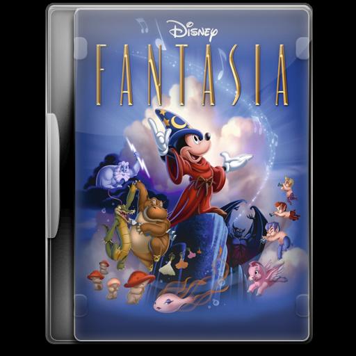 Covers, Cover, Fantasia, Movie, Movies Icon Free Of Movie Mega