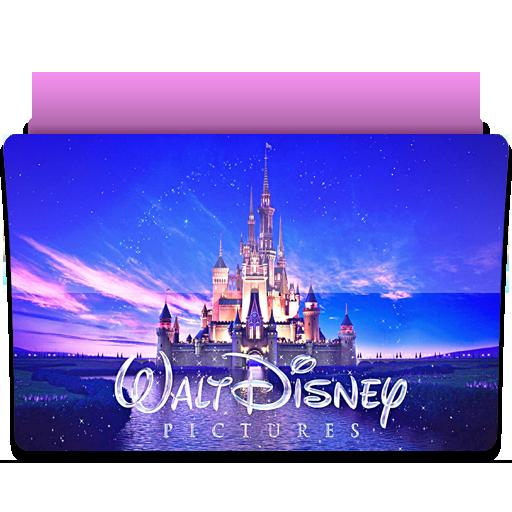 Walt Disney Productions Icon Folder