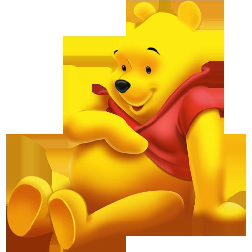 Winnie The Pooh Icon Disney Iconset Nikolov