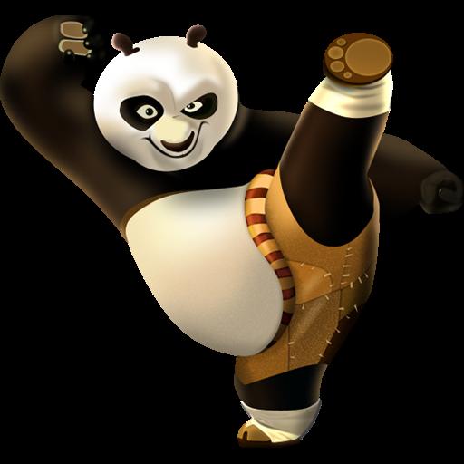 Disney, Kung, Fu, Panda Icon Free Of Disney Icons