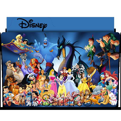 Commission Disney Icon