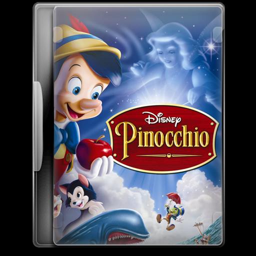 Covers, Cover, Pinocchio, Movie, Movies Icon Free Of Movie Mega