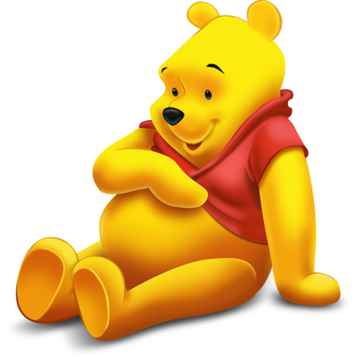 Disney, Winnie, The, Pooh Icon Free Of Disney Icons