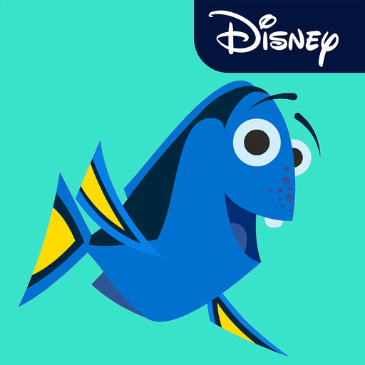 Disney Stickers Finding Dory