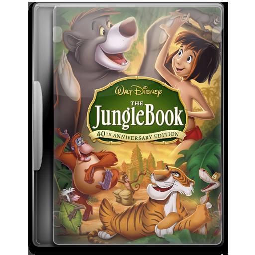 The Jungle Book Icon Movie Mega Pack Iconset