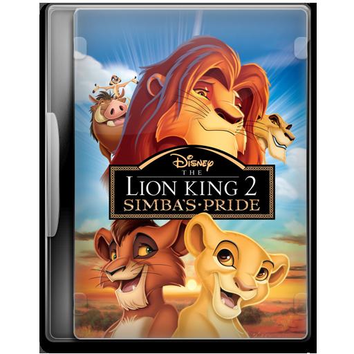 The Lion King Ii Simbas Pride Icon Movie Mega Pack Iconset