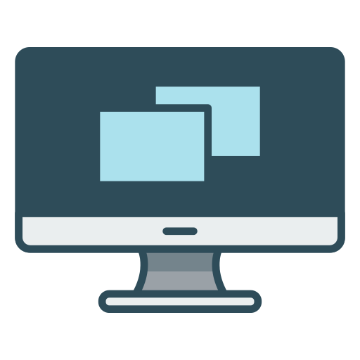 Display, Desktop, Pc, Computer Icon Free Of Office