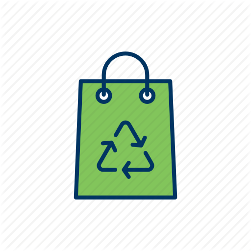 Bag, Disposal, Ecology, Environment, Go Green, Recycle Icon