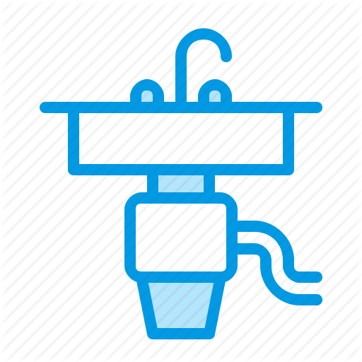 Disposal, Garbage, Kitchen, Sink Icon