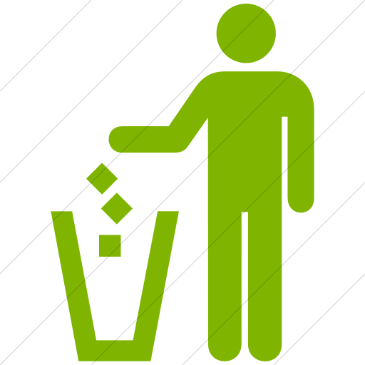 Simple Green Aiga Litter Disposal Icon