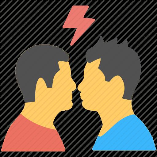 Argument, Controversy, Disagreement, Dispute, Quarrel Icon
