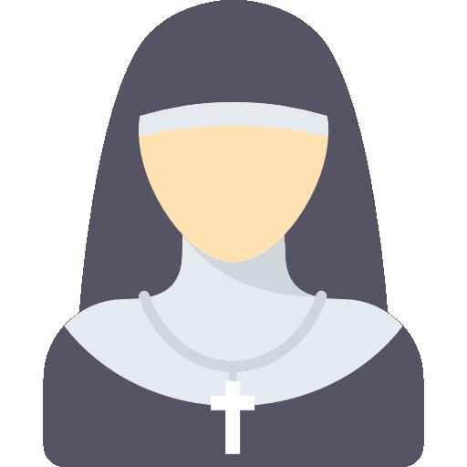 Nun Icons Free Download