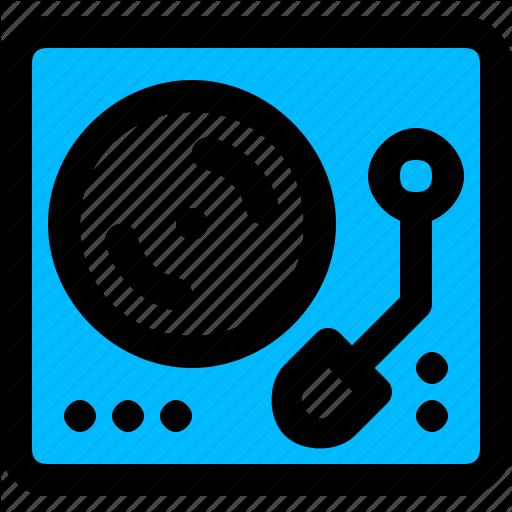 Audio, Dj, Dj Console, Music, Party Icon