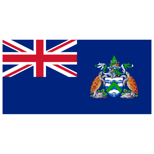 Ac Saint Helena Flag Icon