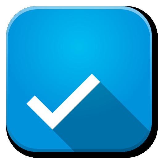 Apps Anydo Icon Flatwoken Iconset Alecive