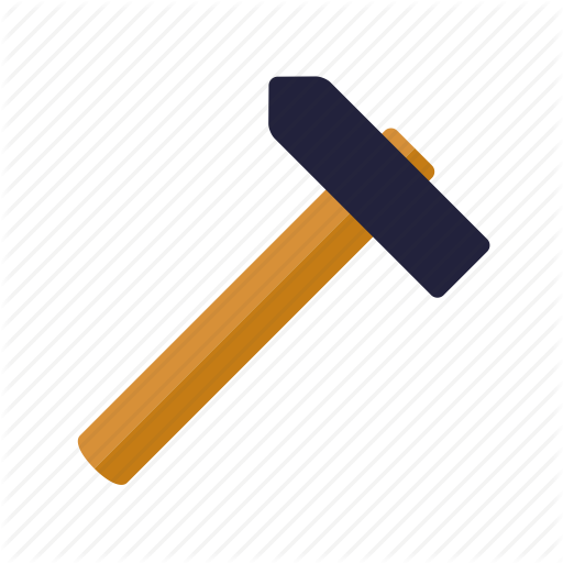 Craft, Do It Yourself, Hammer, Tool, Workshop Icon