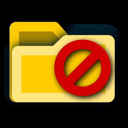 Do, Folder, Not, Enter Icon