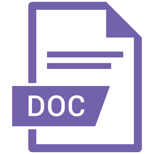 , Extension, Doc Icon Free Of Extension Names Vol Icons