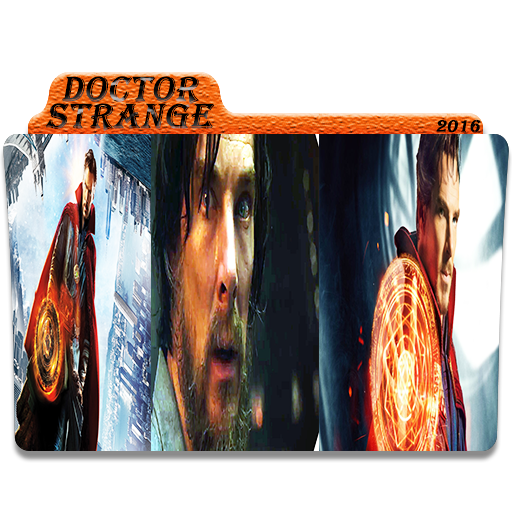 Doctor Strange Folder Icon