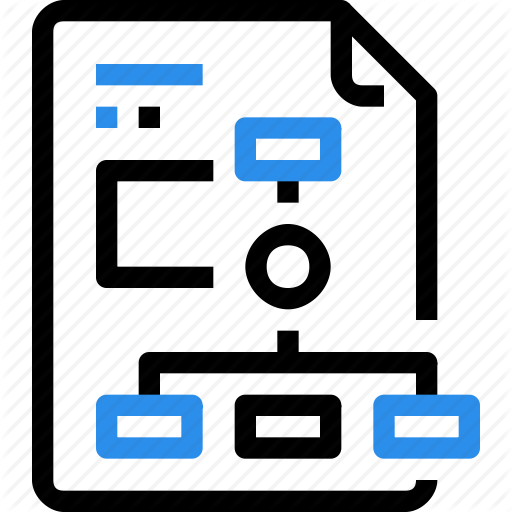 Business, Document, Management, Network, Plan, Planning, Strategy Icon