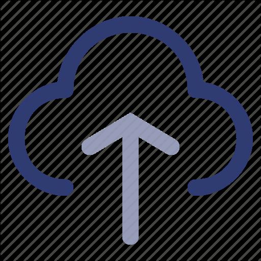Cloud, Dms, Document, Management, System, Upload Icon