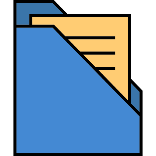 , Business, Archive, Folder, Document, Management, Education Icon