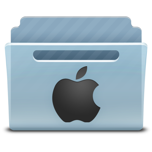 Metal Folder Icon Mac Images