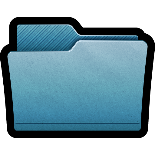 Documents, Folder, Generic, Mac Icon