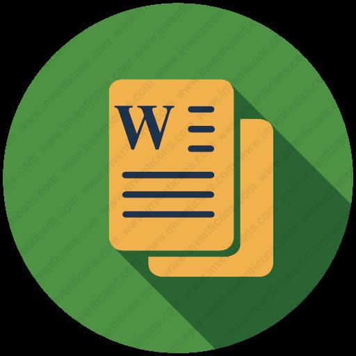 Download Documento,docx,file,microsoft,word Icon Inventicons