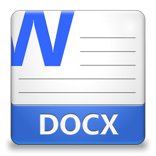 Doxc Icon Download Free Icons
