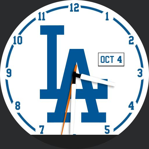 Los Angeles Dodgers For Moto