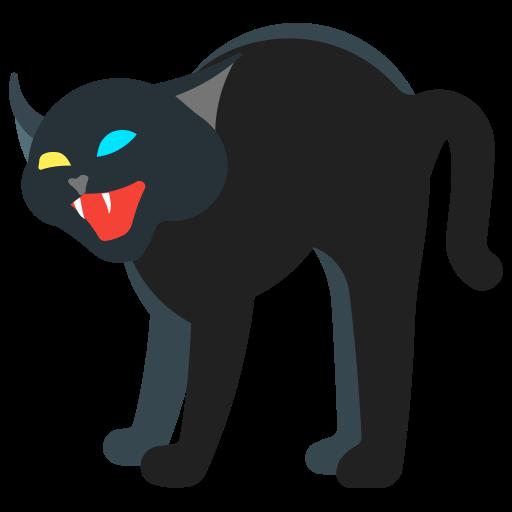 Cat, Animal, Pet, Halloween, Holidays, Scary Icon