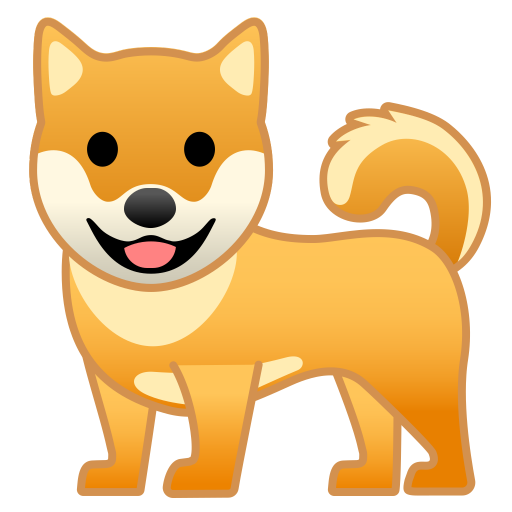 Dog Icon Noto Emoji Animals Nature Iconset Google